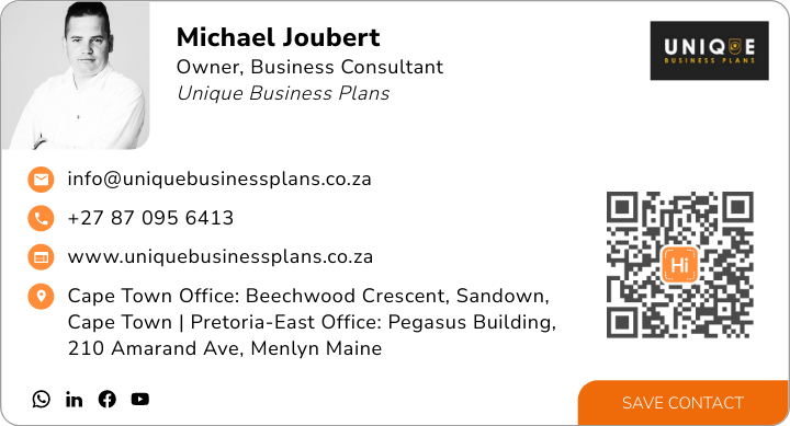 View Michael Joubert's digital business card.