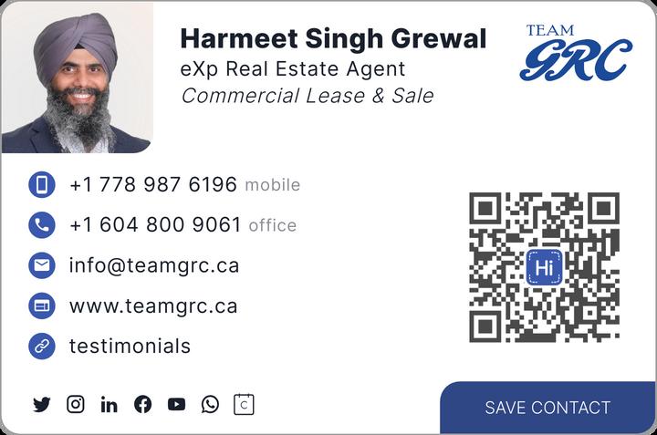 View Harmeet Singh Grewal's digital business card.